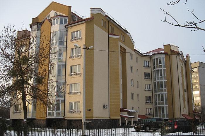 Житловий будинок на вулиці Кульпарківській